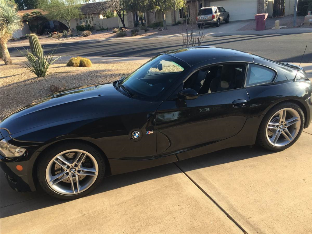 Z4 M Coupe For Sale Z4 M Coupe Buyers Guide