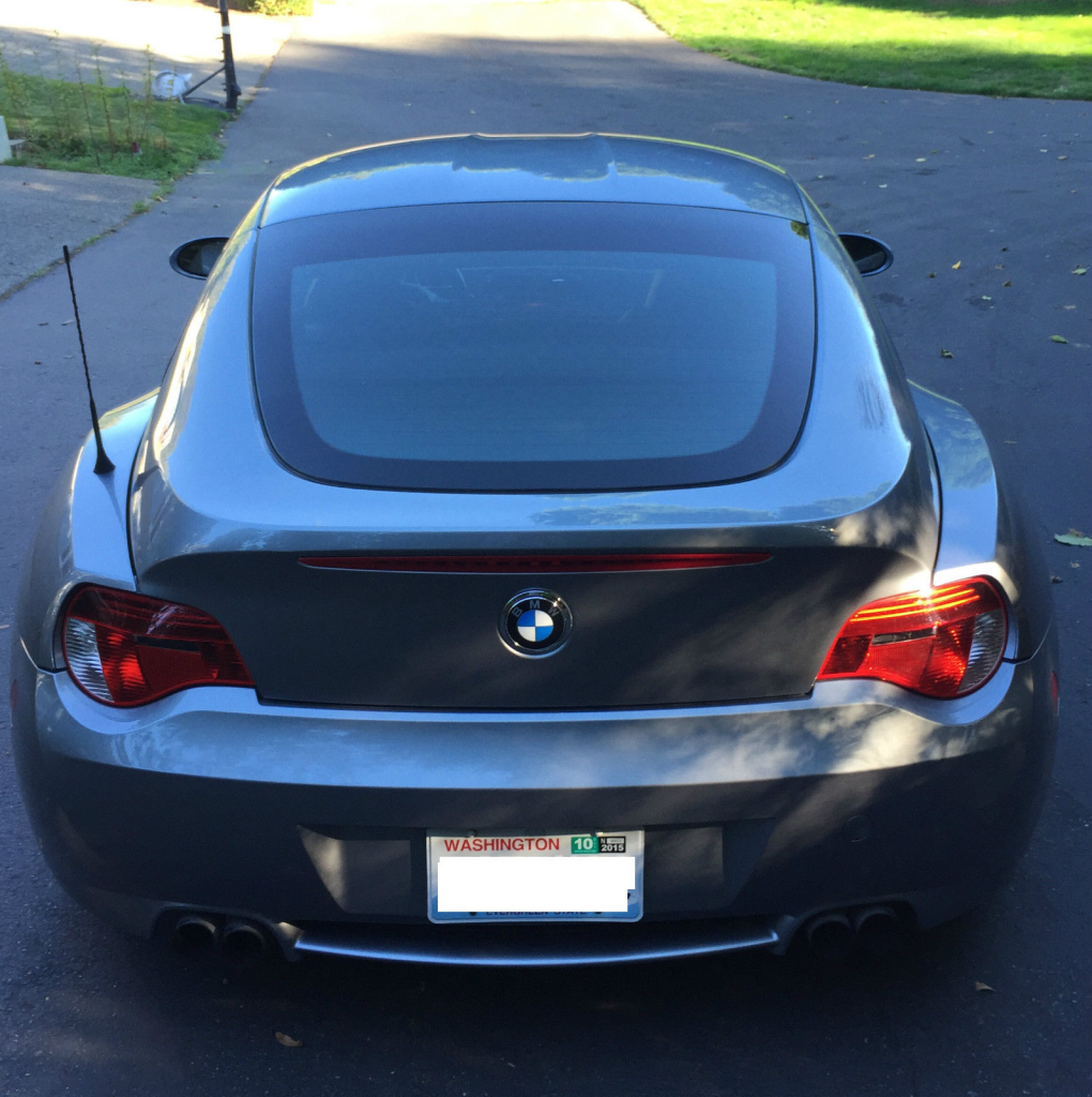 Bmw Z4 M Roadster: Z4 M Coupe Buyers Guide