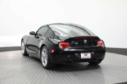 2007 BMW Z4 M Coupe in Black Sapphire Metallic over Dark Sepang Brown Nappa