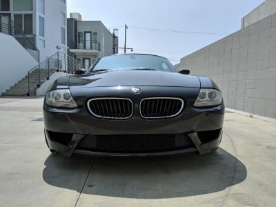 2007 BMW Z4 M Coupe in Black Sapphire Metallic over Black Extended Nappa