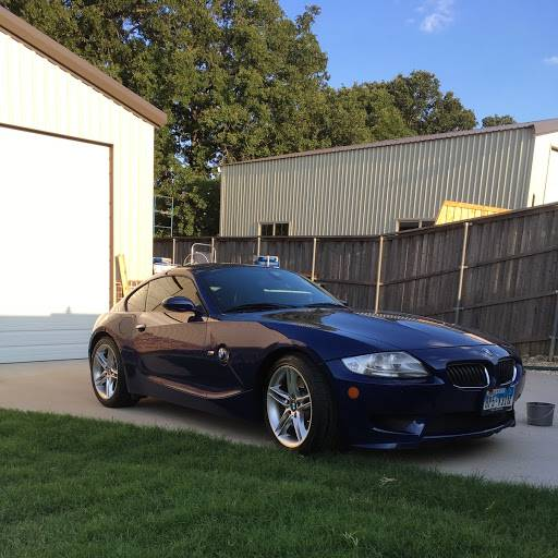 Bmw Z4 2007: Z4 M Coupe Buyers Guide