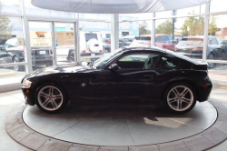 2007 BMW Z4 M Coupe in Black Sapphire Metallic over Black Nappa