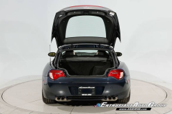 2007 BMW Z4 M Coupe in Monaco Blue Metallic over Light Sepang Bronze Nappa