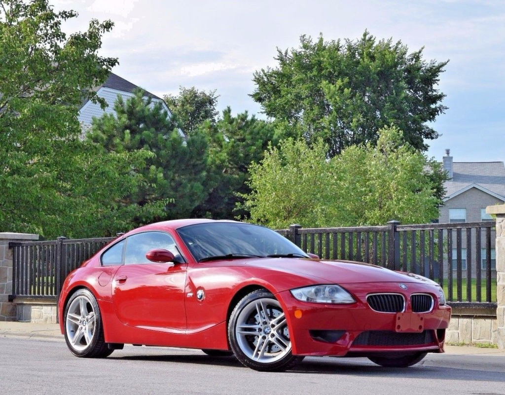 Vin Lookup Z4 M Coupe Buyers Guide