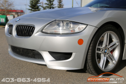 2008 BMW Z4 M Coupe in Titanium Silver Metallic over Black Extended Nappa